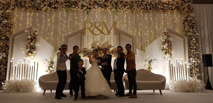 Wedding of Roswell & Mega by MC Samuel Halim - 007