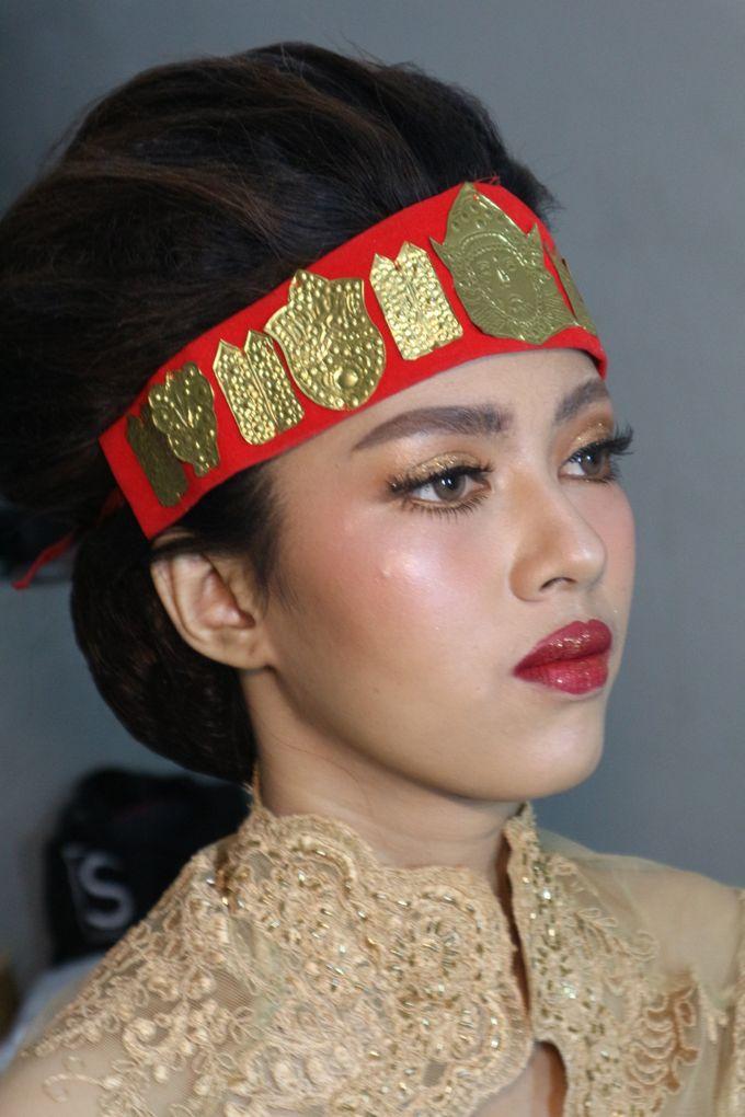 Thailand Makeup looks in Adat Batak Toba Sortali by Hana Gloria MUA - 006
