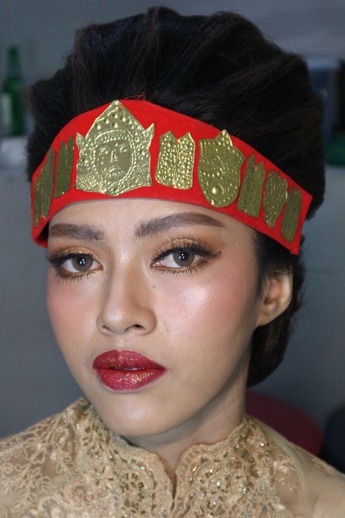 Thailand Makeup looks in Adat Batak Toba Sortali by Hana Gloria MUA - 005