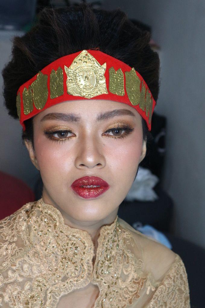 Thailand Makeup looks in Adat Batak Toba Sortali by Hana Gloria MUA - 001