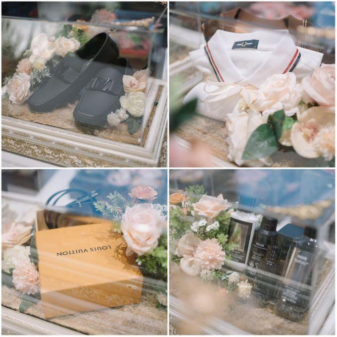 Nanda Arsyinta & Ardya Engagement by Chandira Wedding Organizer - 024