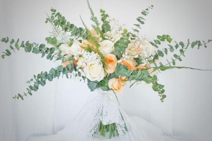 Wedding Siwi & Rui 12 June 2021 by Bali Bless Florist - 002