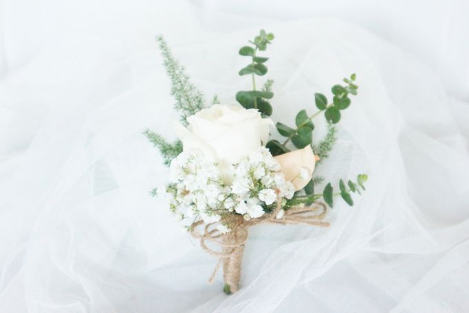 Wedding Siwi & Rui 12 June 2021 by Bali Bless Florist - 005