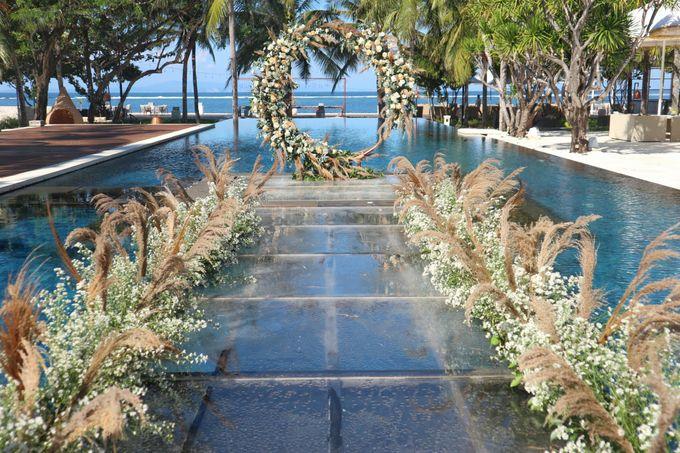 Wedding Siwi & Rui 12 June 2021 by Bali Bless Florist - 006