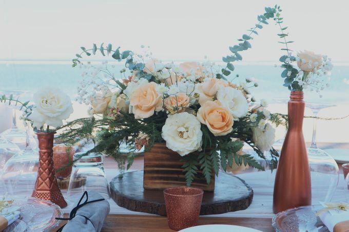 Wedding Siwi & Rui 12 June 2021 by Bali Bless Florist - 003