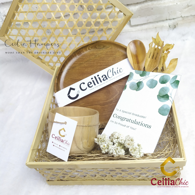 Silver Chrysanthemum Hampers by Ceiliachic - 001