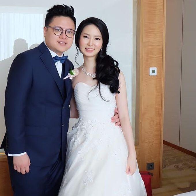 Natural MAKE UP For BRIDE by Marsia Yulia Signature. Natural and Korean Make Up Specialist. - 003
