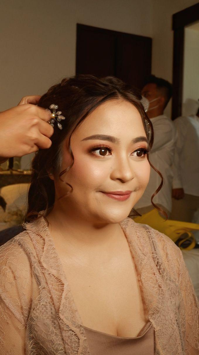 Wedding by CHERIS'H makeup artist - 011