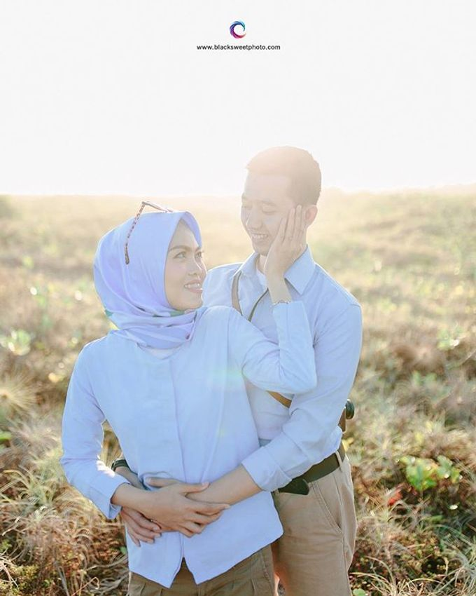 Prewedding Sunset Kebumen by blacksweetphoto - 004