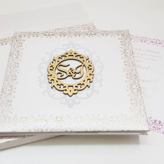 Finish Paper by The Wedding Cards Online - 014