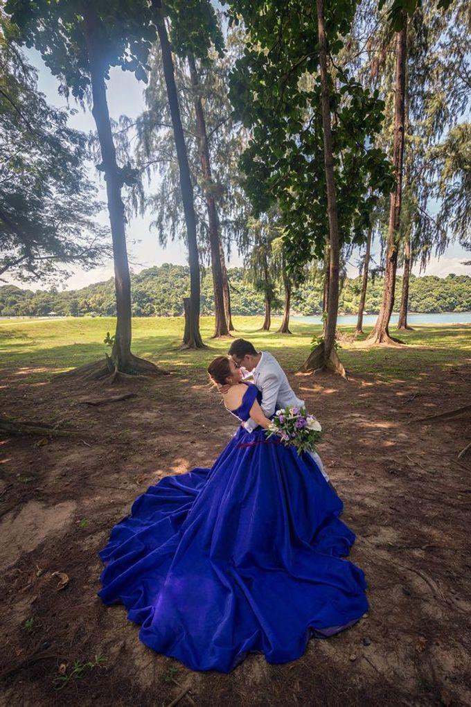 St John Island Lazarus Island Pre Wedding Shoot by GrizzyPix Photography - 007