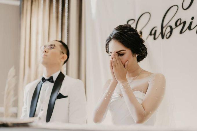 Shabrina & Ryuji Wedding by Atham Tailor - 004