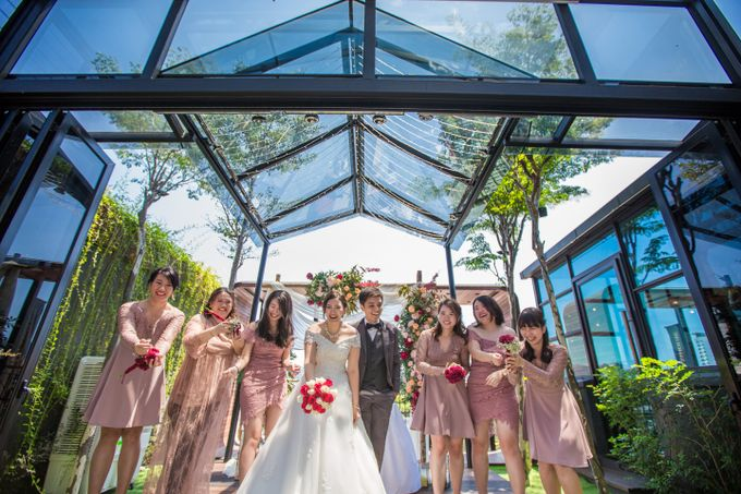 Celebrate Love with Fredrick & Joanne by Aplind Yew Production - Wedding Cinematography & Photography - 021
