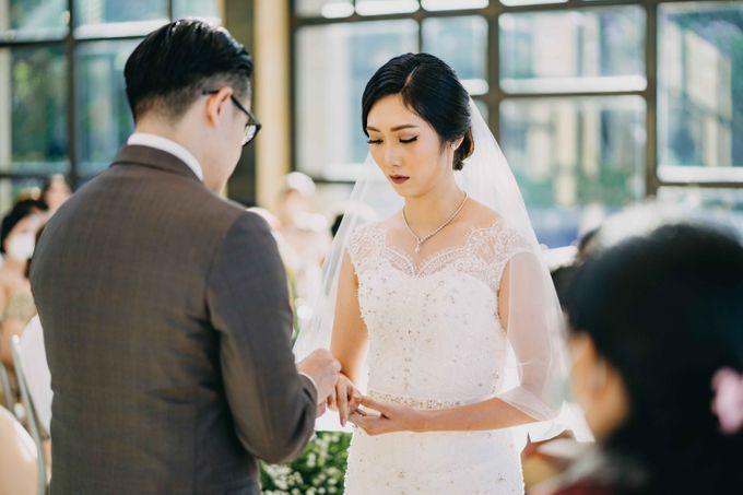 Wedding The Mulia Resort Donald & Tabita by StayBright - 018