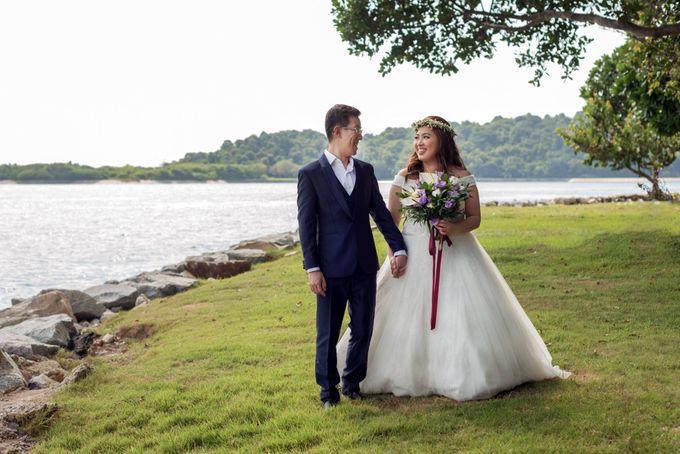 St John Island Lazarus Island Pre Wedding Shoot by GrizzyPix Photography - 002