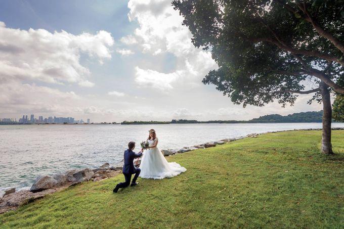 St John Island Lazarus Island Pre Wedding Shoot by GrizzyPix Photography - 008
