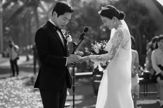 Sungyon & Youngshin wedding day by Anh Phan Photographer   vietnam weddng photographer - 004