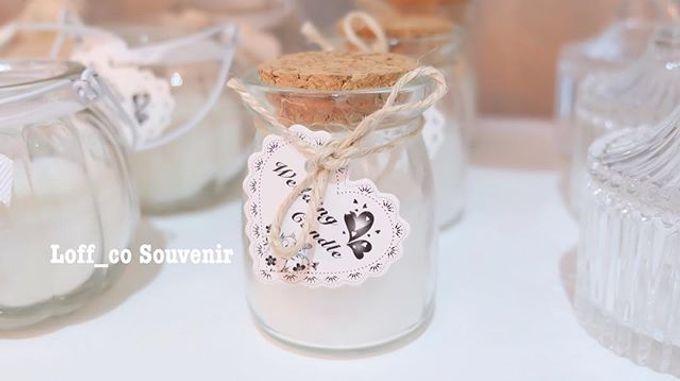 Aromatherapy Candle by Loff_co souvenir - 010