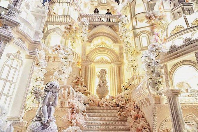 Masterpiece and Signature Wedding Cakes by LeNovelle Cake - 024