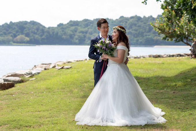 St John Island Lazarus Island Pre Wedding Shoot by GrizzyPix Photography - 004
