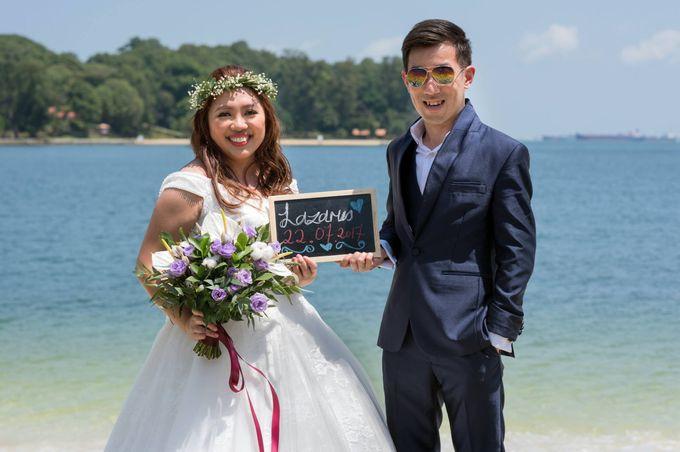 St John Island Lazarus Island Pre Wedding Shoot by GrizzyPix Photography - 005