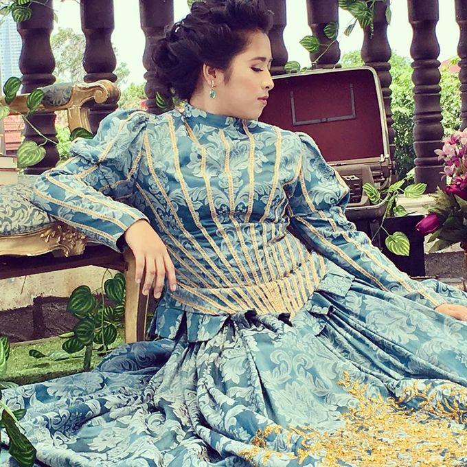 Marie Antoinette Inspired Pre-Debut for Angela by VERA Studios - 001