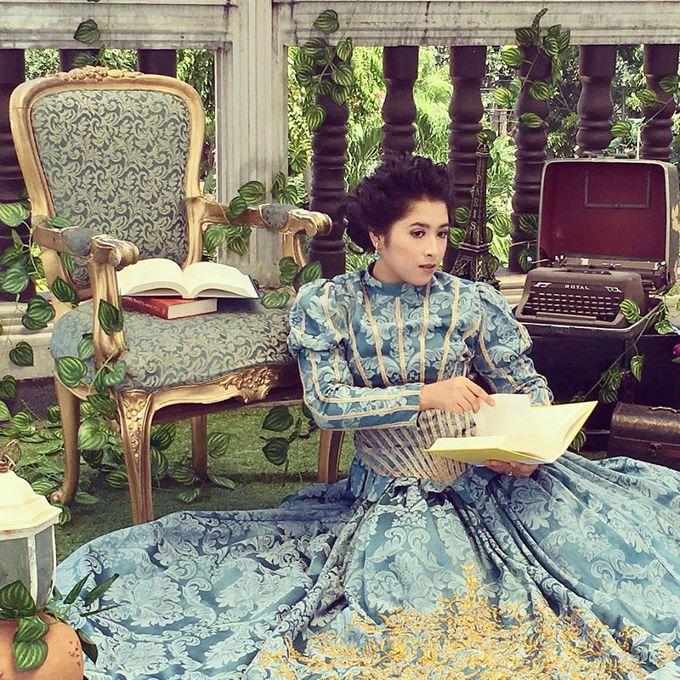 Marie Antoinette Inspired Pre-Debut for Angela by VERA Studios - 002