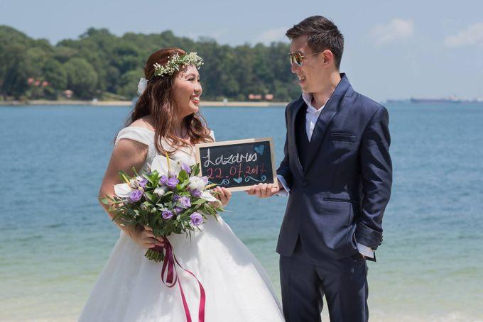 St John Island Lazarus Island Pre Wedding Shoot by GrizzyPix Photography - 006