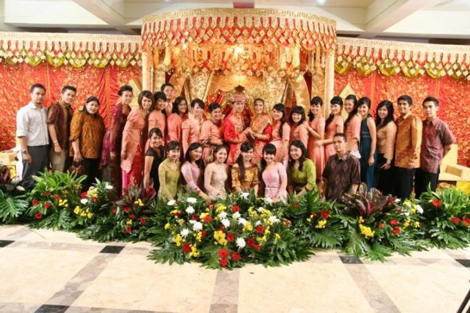 Rika & Iman Wedding by LoveInk Wedding Planner & Organizer - 003