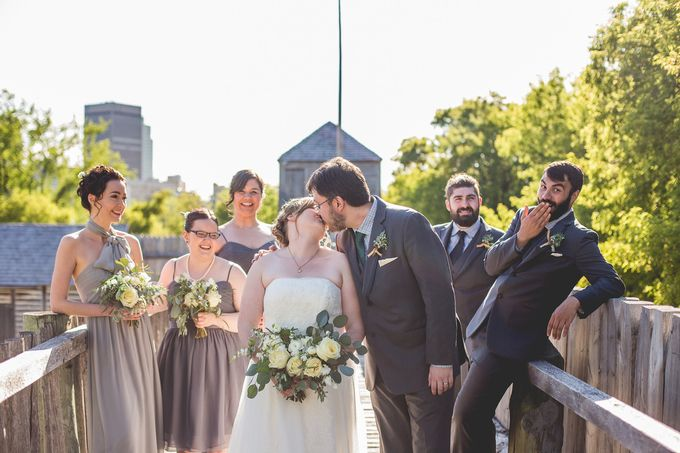 Rustic White and Green Wedding by Stone House Creative - 002