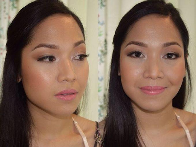 Entourage by Sabrina Rimando Makeup Studio - 001