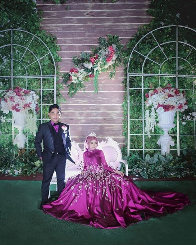 Wedding of Wildan Annisa by Wong Hang Distinguished Tailor - 001