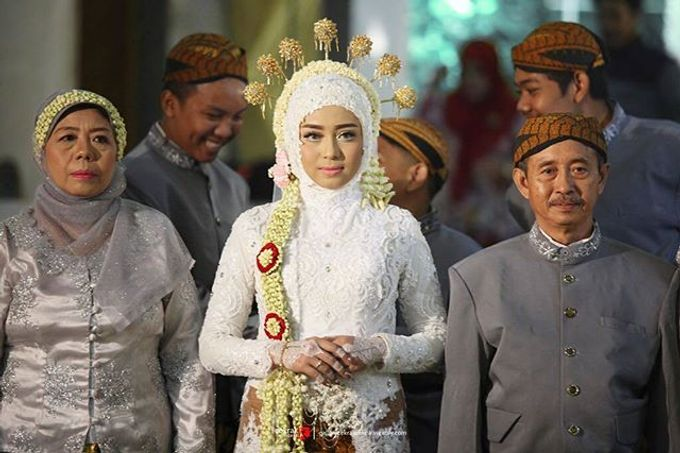 Wedding of Wildan Annisa by Wong Hang Distinguished Tailor - 008
