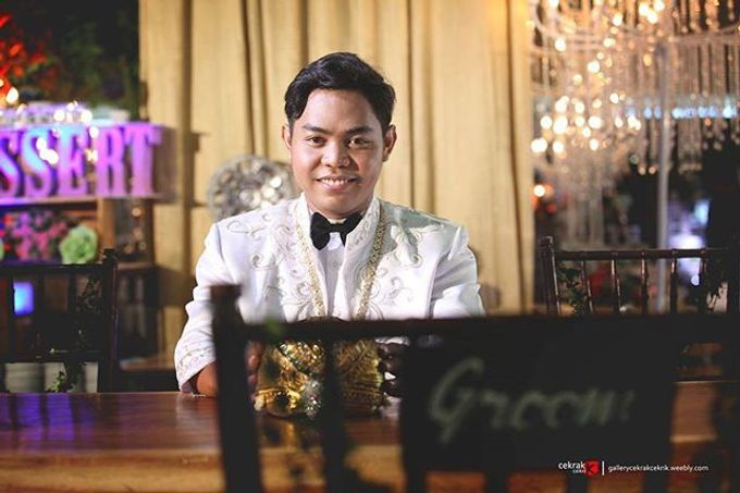 Wedding of Wildan Annisa by Wong Hang Distinguished Tailor - 009