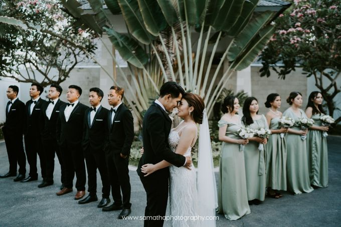 The wedding of Paschalia & Margita by Dona Wedding Decoration & Planner - 017