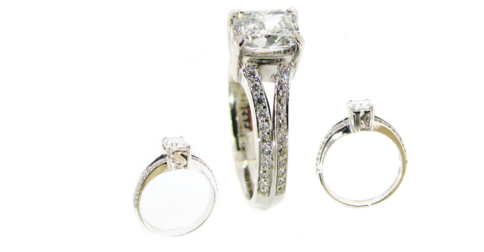 Engagement Rings by CW Jewels - 004