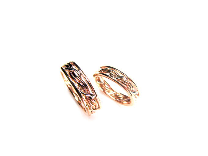 Wedding Bands by CW Jewels - 001