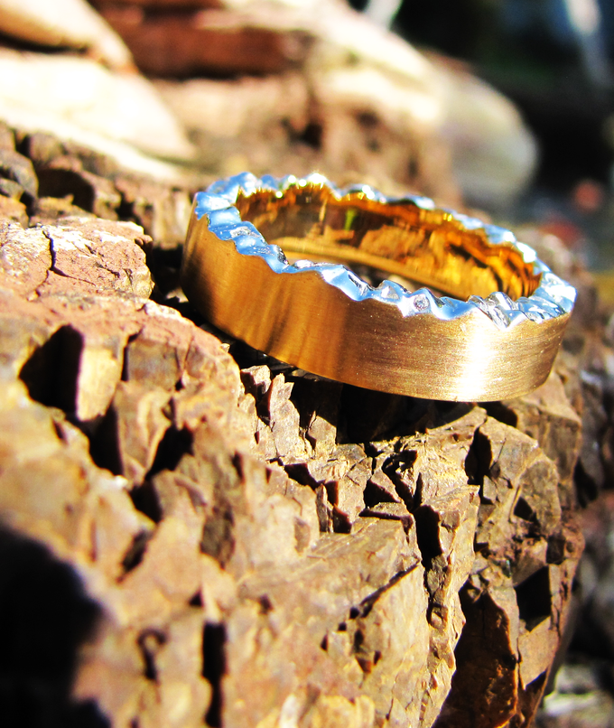 Wedding Bands by CW Jewels - 005
