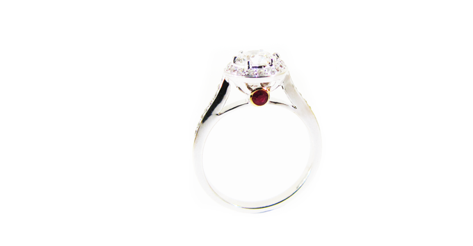 Engagement Rings by CW Jewels - 007