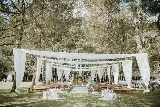 Pine Hill Bandung - The Wedding of Shelvin and Steven by ILUMINEN - 007