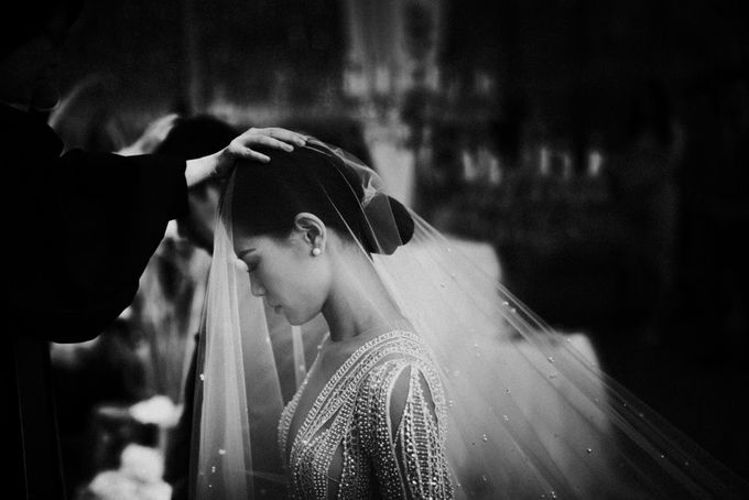 Pine Hill Bandung - The Wedding of Shelvin and Steven by ILUMINEN - 011