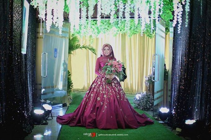 Wedding of Wildan Annisa by Wong Hang Distinguished Tailor - 004