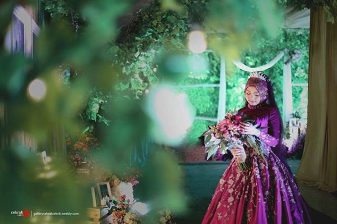 Wedding of Wildan Annisa by Wong Hang Distinguished Tailor - 006