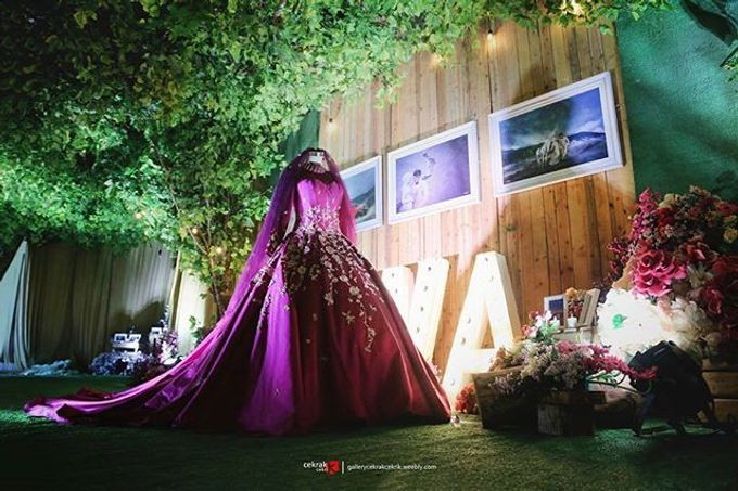 Wedding of Wildan Annisa by Wong Hang Distinguished Tailor - 005