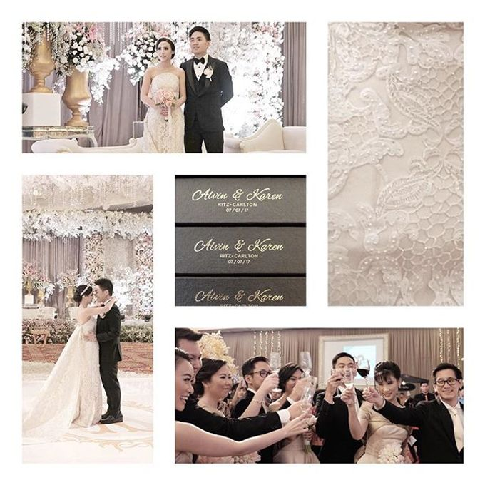Alvin & Karen by PRIVATE WEDDING ORGANIZER - 004