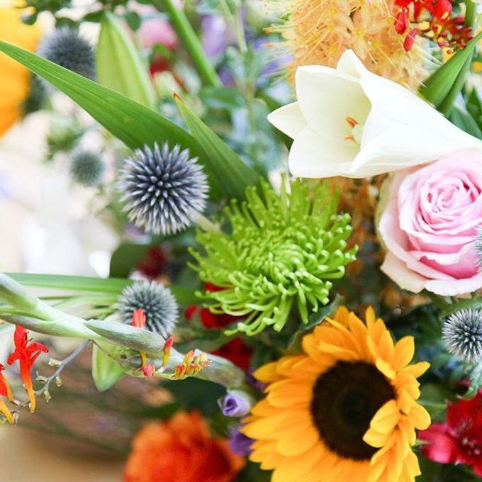 Garden Wedding by Elegant Events - 006