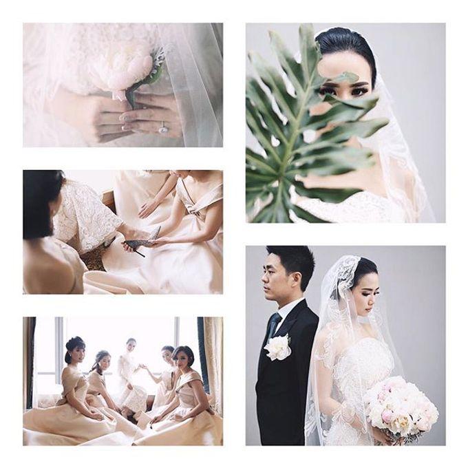 Alvin & Karen by PRIVATE WEDDING ORGANIZER - 001