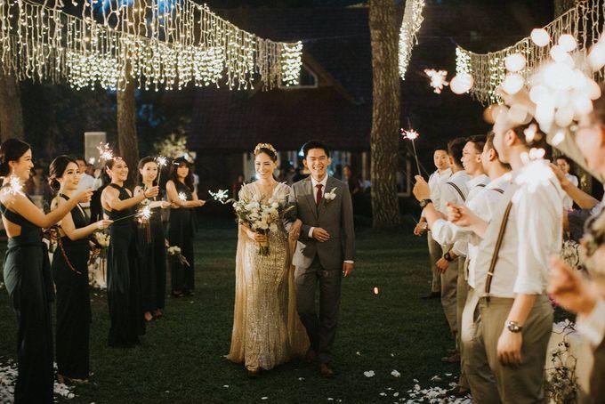Pine Hill Bandung - The Wedding of Shelvin and Steven by ILUMINEN - 020