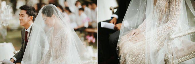 Pine Hill Bandung - The Wedding of Shelvin and Steven by ILUMINEN - 012