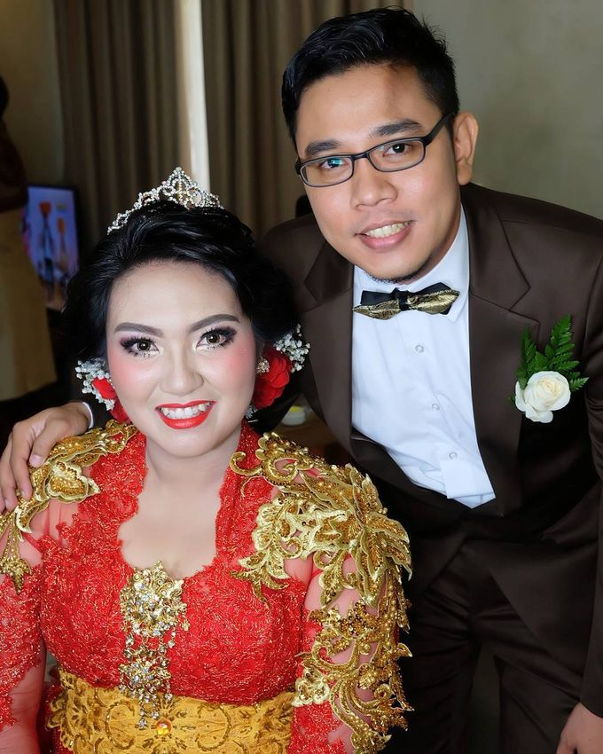 THE WEDDING OF ADE & AME by DIY Planner - 014